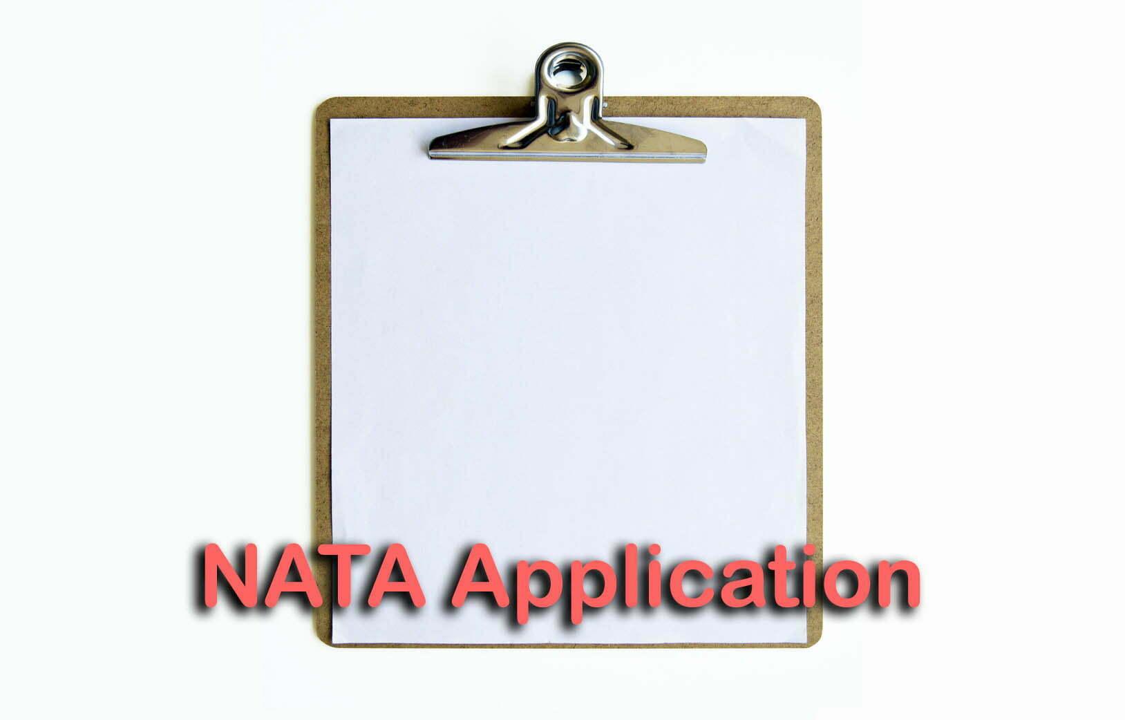 NATA Application