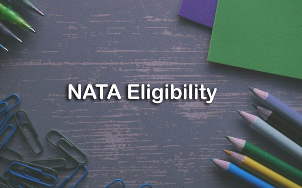 NATA Eligibility