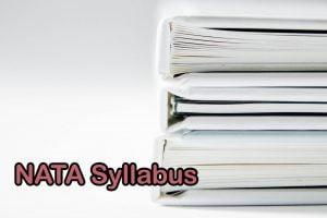 NATA Syllabus