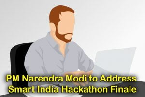 PM Narendra Modi to Address Smart India Hackathon Finale