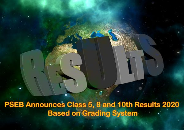 Punjab Board Announces Classes 5, 8 and 10th Results 2020 Based on Grading System