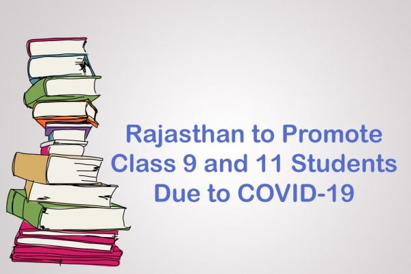Rajasthan to Promote Class 9 and 11 Students