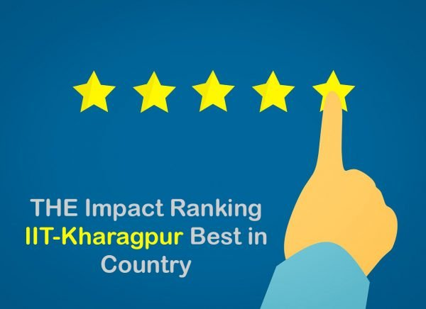 THE Impact Ranking: IIT-Kharagpur Best in Country
