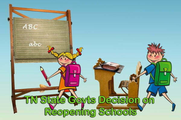 TN State Govts Decision on Reopening Schools