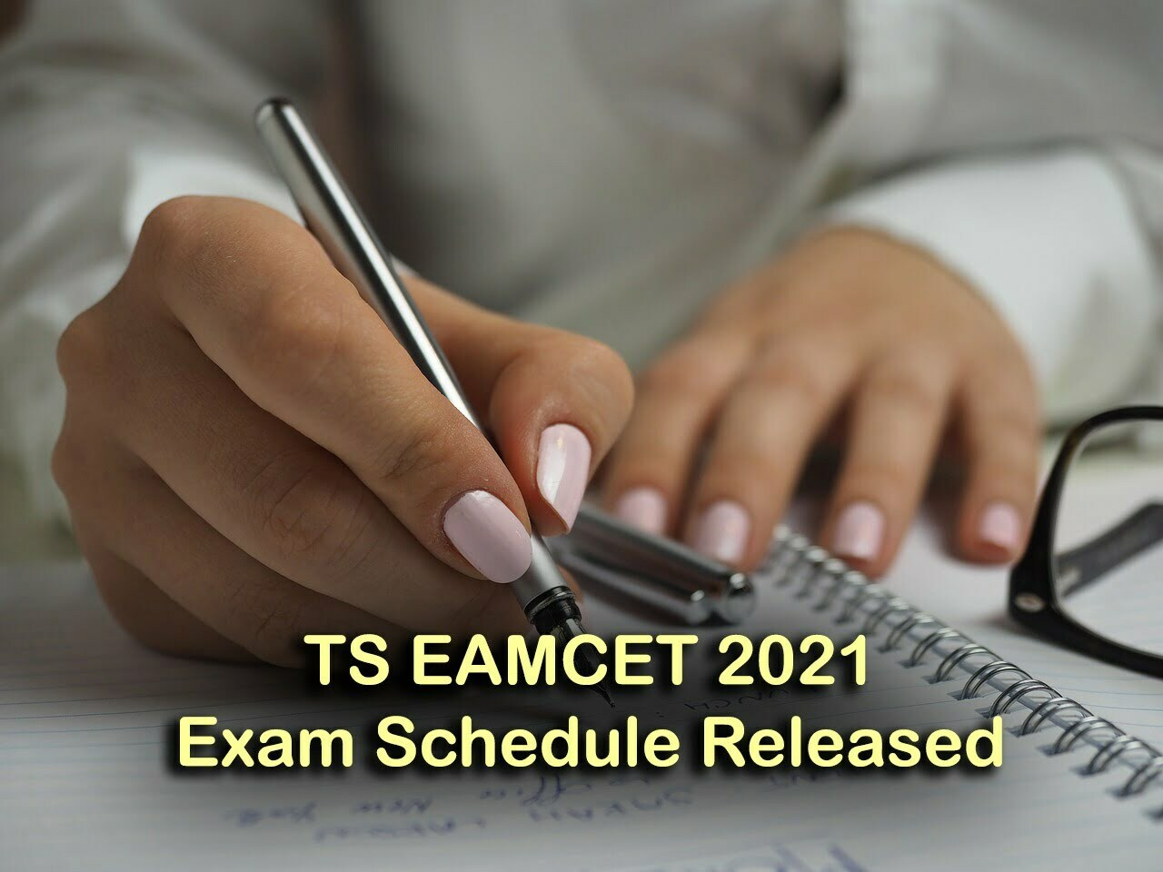 TS EAMCET 2021 Exam Schedule Released