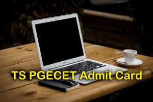 TS PGECET Admit Card