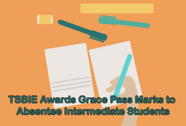 TSBIE Awards Grace Pass Marks to Absentee Intermediate Students