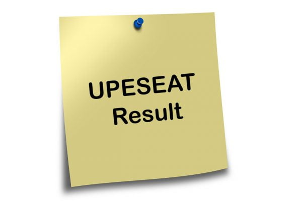 UPESEAT Result