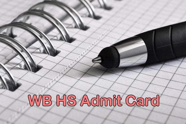 WB HS Admit Card